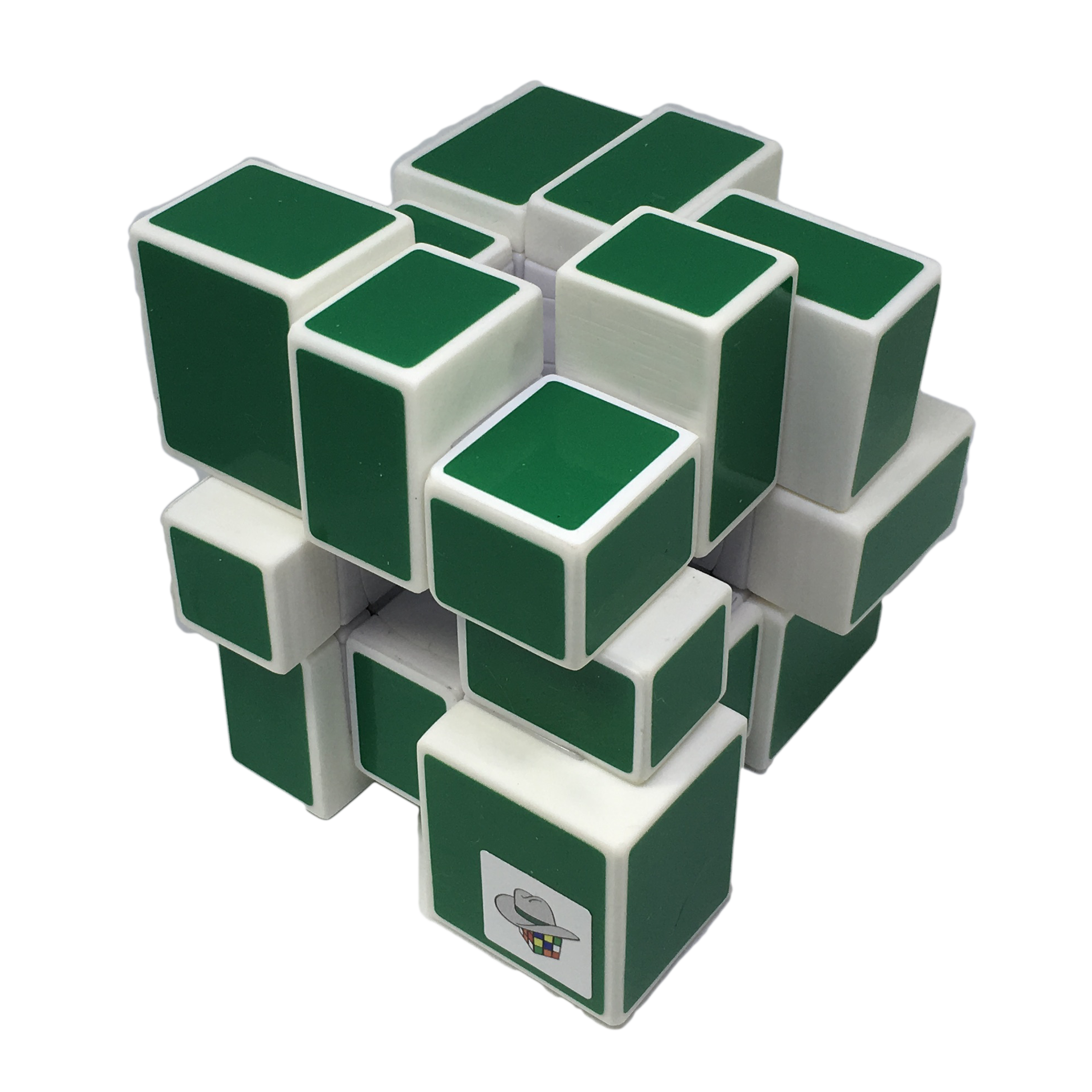 3x3x3 void bump cube 3d printable extensions twistytex for Extension cube